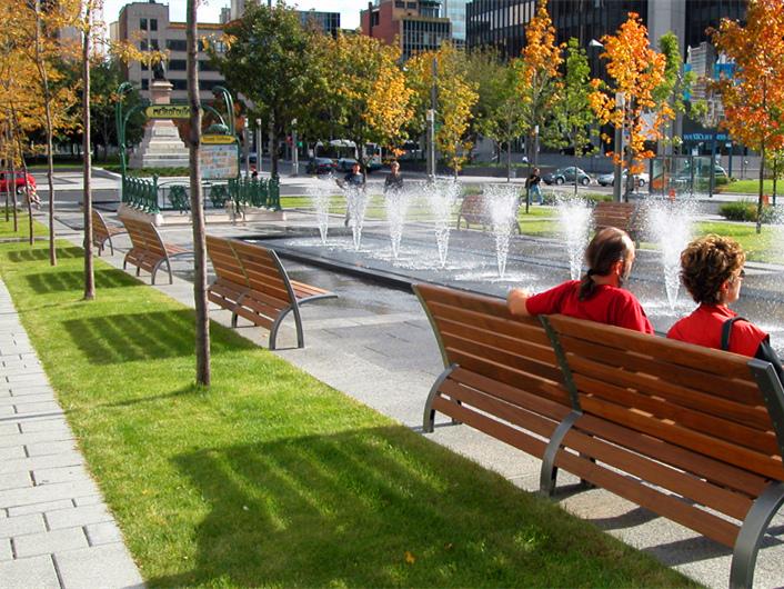加拿大Quartier国际都市区域-加拿大Quartier国际都市区域第1张图片