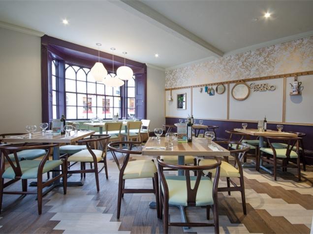 英格兰ASK意大利餐厅-英国ASK意大利餐厅第1张图片