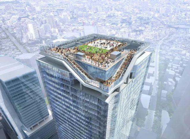 2020东京奥运会最大亮点:涩谷超大级站城一体化开发项目_24