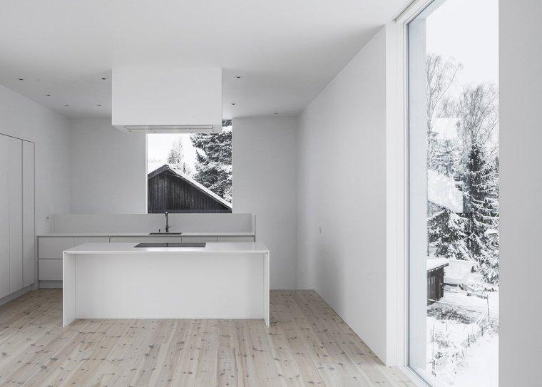 瑞典斯德哥尔摩Mortnas别墅_8