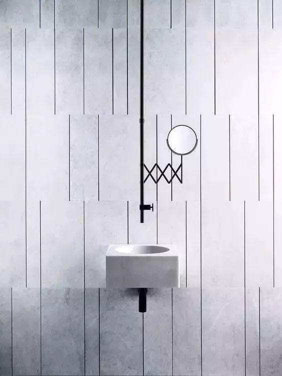 有一款设计,叫别致的洗漱台