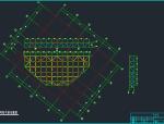 正交正放网架结构施工图