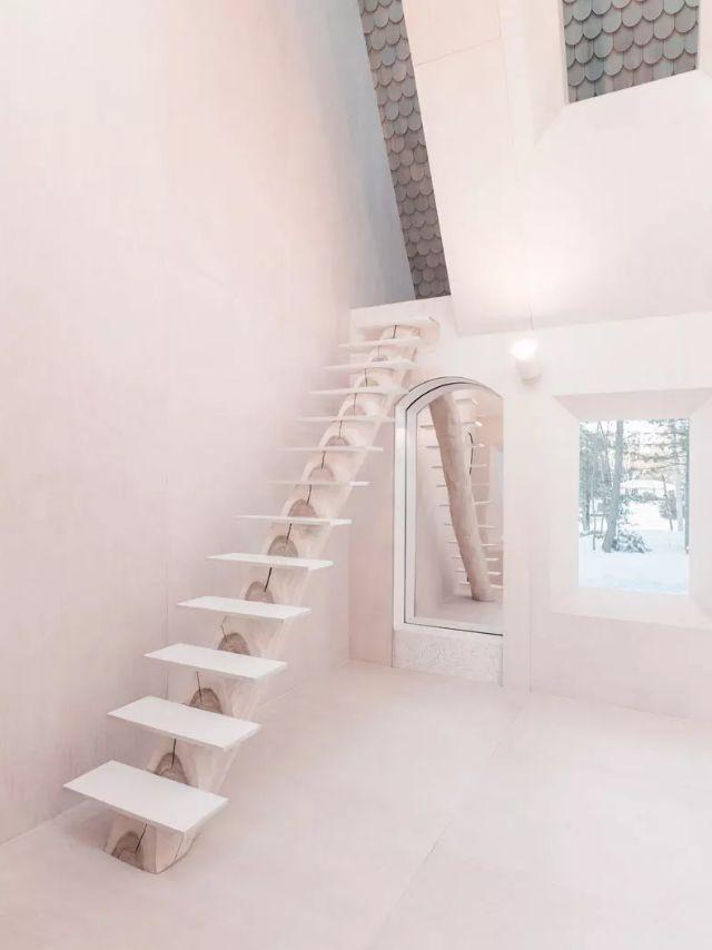 楼梯设计,从材料到尺寸都在这_23