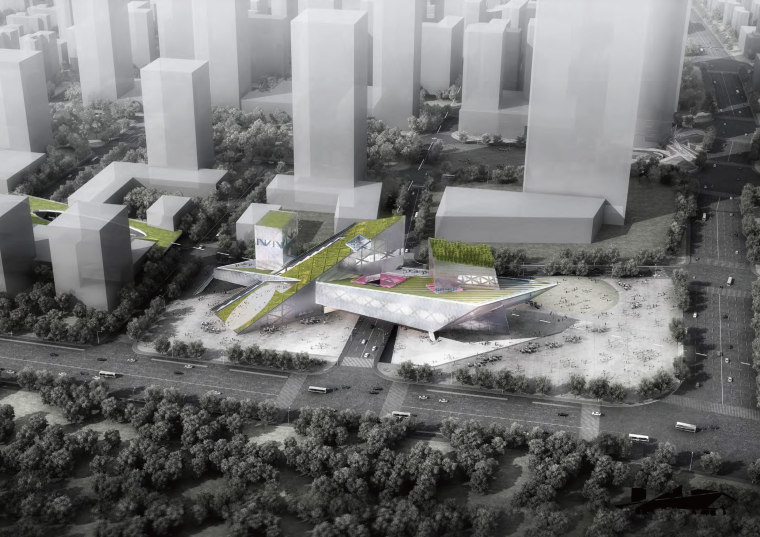 [成都]中国摄影博物馆建筑设计方案