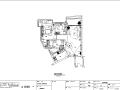 三亚时代海岸B1的白色夏威夷住宅室内设计施工图