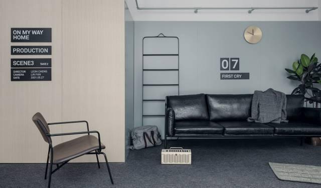 一个关于电影的办公空间,每个角落都有镜头感!_20