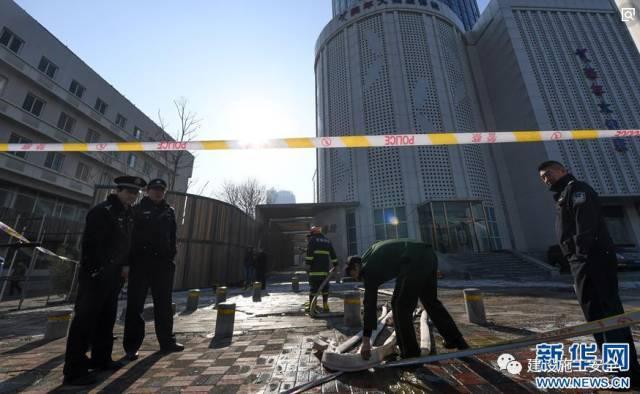 天津城市大厦火灾事故初步调查结果:施工方放空消防水箱存水