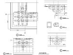 寺庙主配套建筑建筑结构施工图