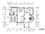 [福建]泉州别墅设计施工图(含效果图)