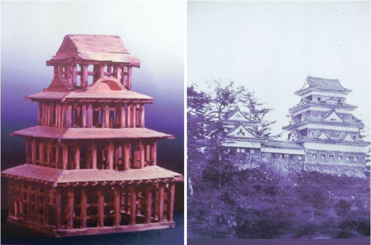 木结构建筑复原记:日本大洲城天守阁修缮
