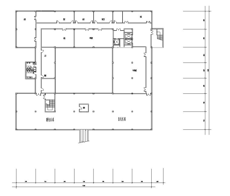 绍兴人民医院规划及建筑方案设计施工图(56张)_4