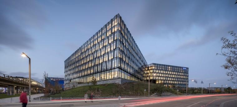 丹麦诺迪亚银行丹麦总部
