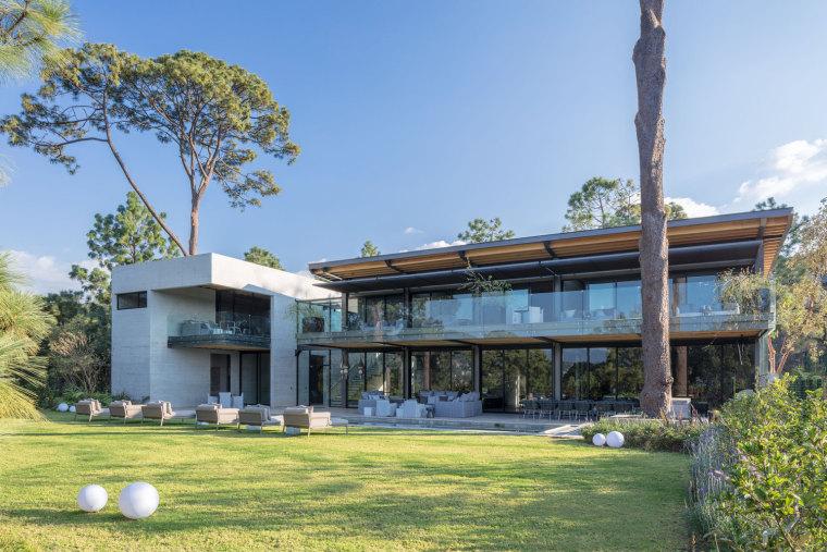 墨西哥Casa vista al Lago别墅