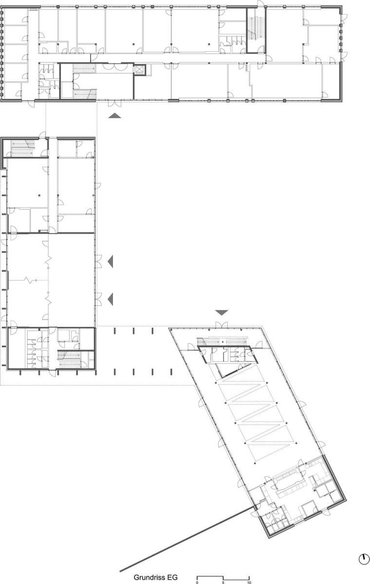 德国久洛·特里比希学校扩建-13