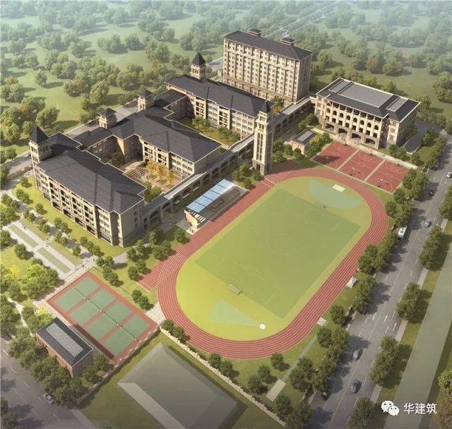 星河湾中学:上海首个工业化装配式学校实践_1