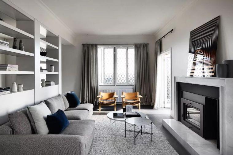 窗帘如何选择和搭配,创造出更好的空间效果_26