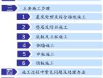 中铁四局轨道交通主体结构施工总结