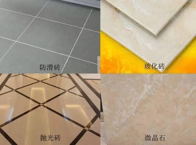 地板砖怎么选?