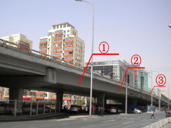 城市高架桥箱梁底板预应力粘钢加固方案108页(附9张交通疏导图)