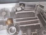 大悬臂散热器型材模具的设计一:假分流式结构设计