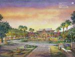 【海南】海口鸿洲新城某皇家园林酒店景观方案|EDAW(pdf56页)
