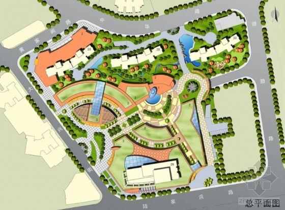 惠鑫城规划及单体概念设计方案