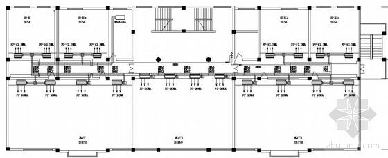 办公楼某品牌商用空调工程图纸
