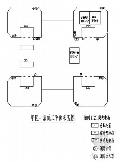 [天津]超高层钢结构塔楼精装修工程施工组织设计