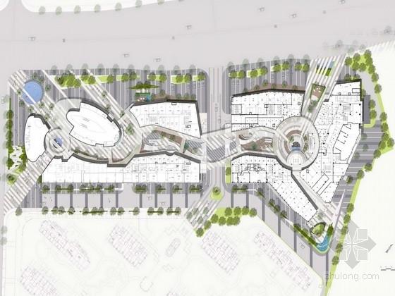 [青岛]禅意人文纪念商业街景景观规划设计方案