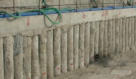 [廣東]基坑排樁支護及土石方工程施工組織設計