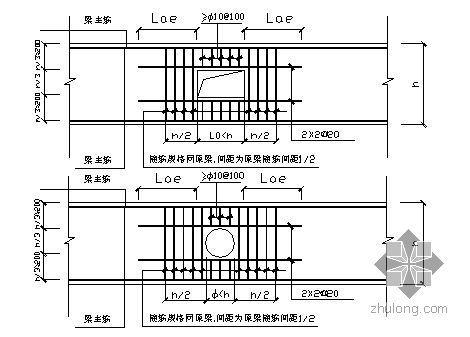北京某办公综合楼钢筋施工方案
