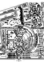 [福建]酒店环境景观方案及施工图