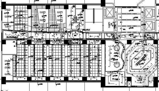 某建筑公司办公楼装饰设计