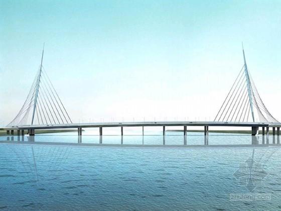 城市快速路特大桥工程实施性施工组织设计(鲁班奖)