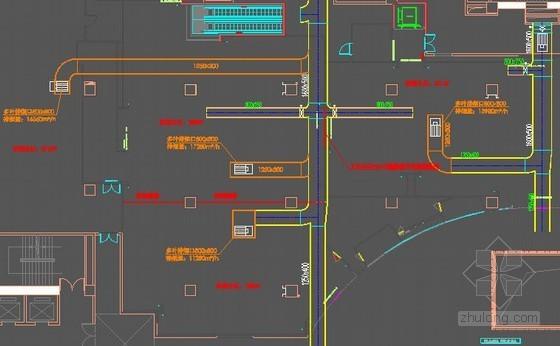 [昆明]购物广场防排烟系统改造项目(含电气、装饰)