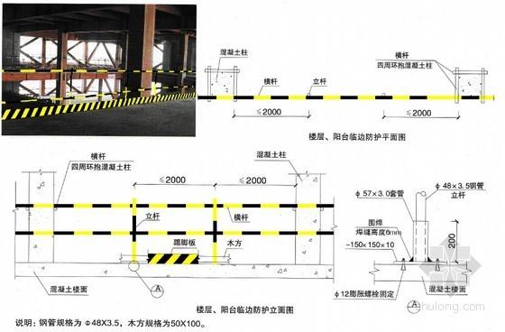 建筑工程施工现场安全生产及文明施工标准化图册(80余页 图文并茂)