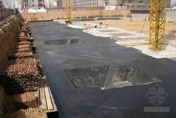 建筑工程施工全过程详细图文解读(含基础 主体 机电)