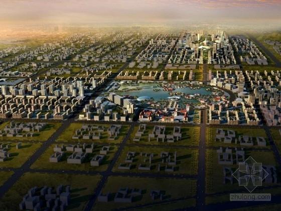 [安徽]城市规划及单体设计方案文本(国外知名事务所设计)