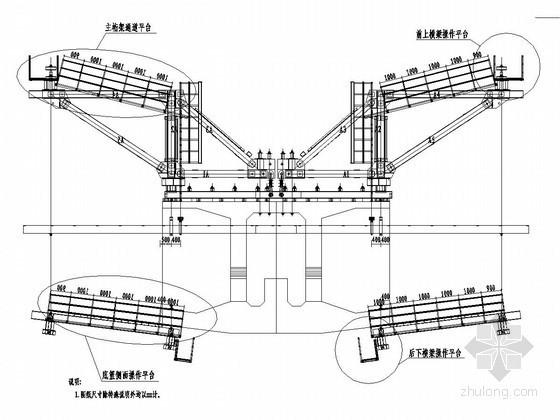 [浙江]桥梁悬臂浇筑挂篮施工与施工安全要点