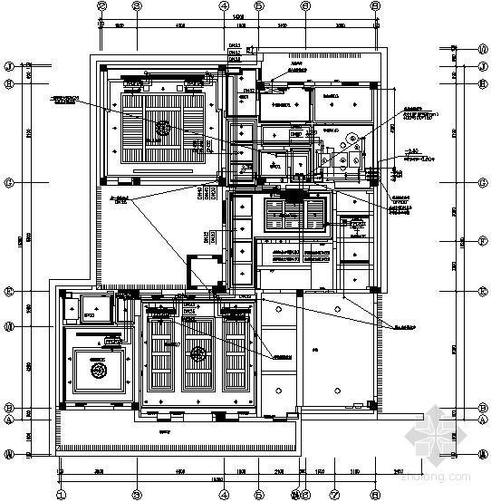 [上海]住宅项目地源热泵空调系统设计施工图