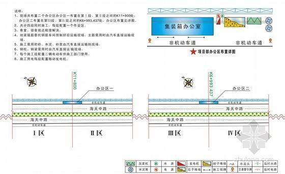 [浙江]工业管廊钢结构防护栏工程投标施工组织设计