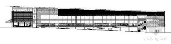 某国外设计院投标建筑施工图纸集
