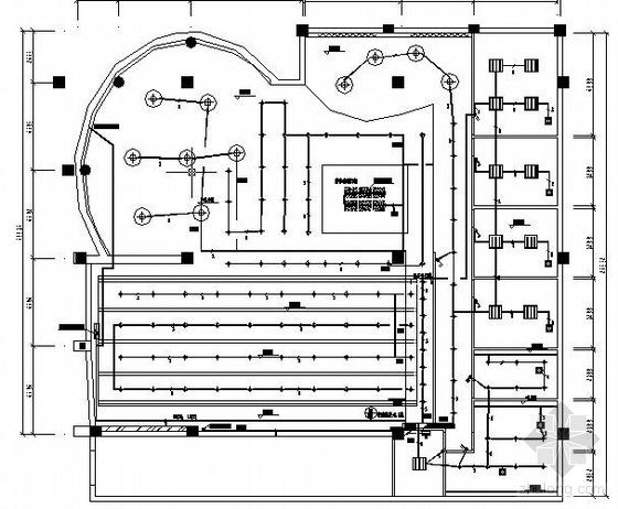 售楼中心电气设计