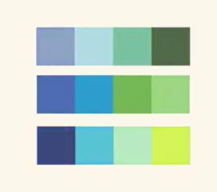 不会做小清新景观图纸,我敢肯定,99%就是配色的问题_17
