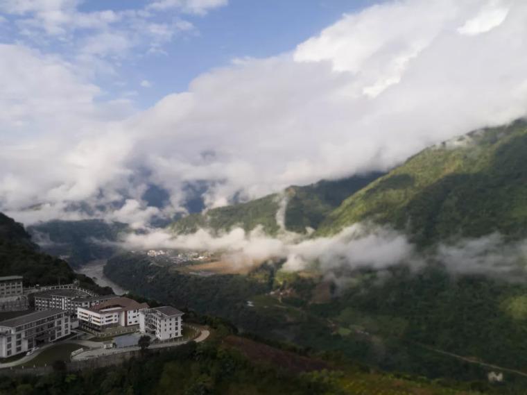 最遥远的气象中心-西藏墨脱气象中心/EIDArchitecture_4