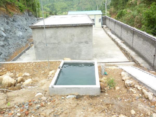中型隧道临建建设施工方案