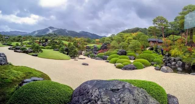 日本最美的庭院,果真名不虚传