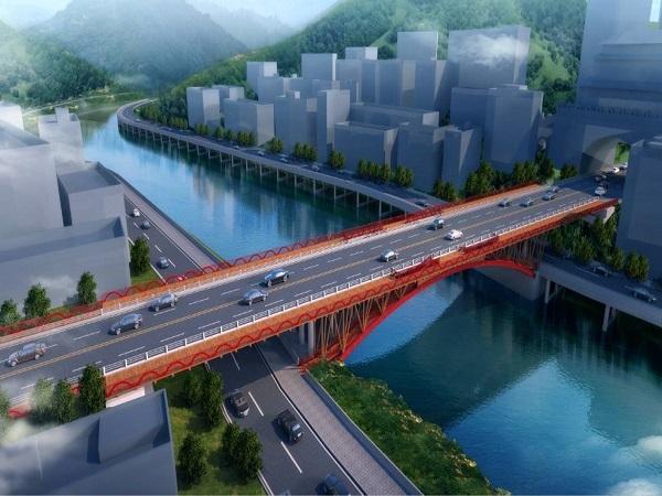铁路连续梁桥(45+70+45m)上部结构设计