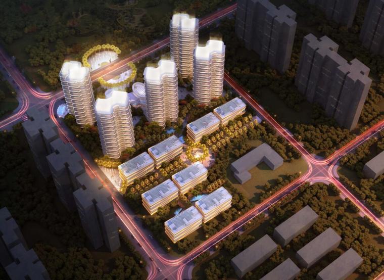 [四川]成都苏坡38亩概念规划&建筑设计(PDF+96页)