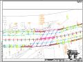 市政工程道路施工图纸(共105张,含工程说明及分析文档)